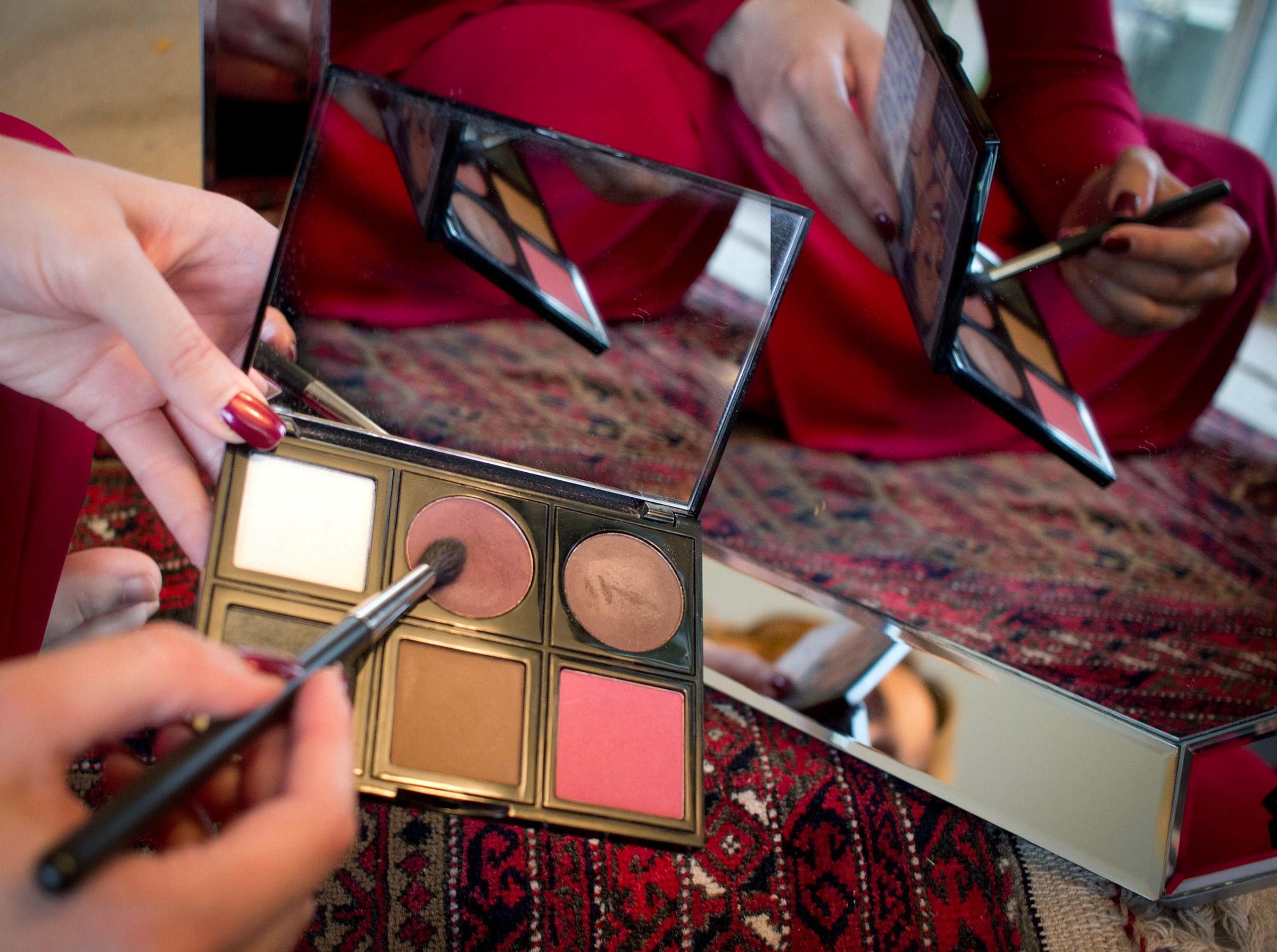 Olivia Wilde's Makeup - Katherine Chloe Cahoon-D