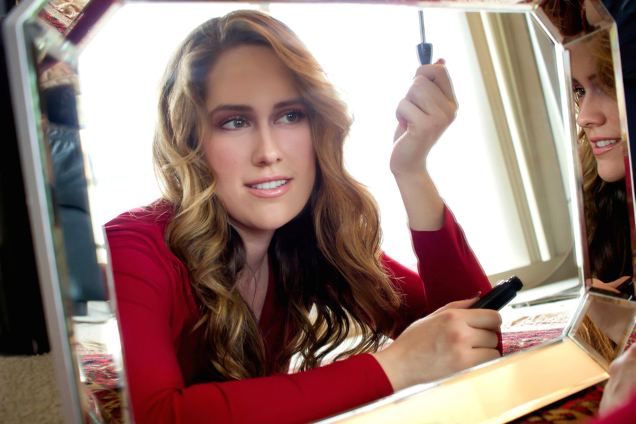 Olivia Wilde's Makeup - Katherine Chloe Cahoon-E