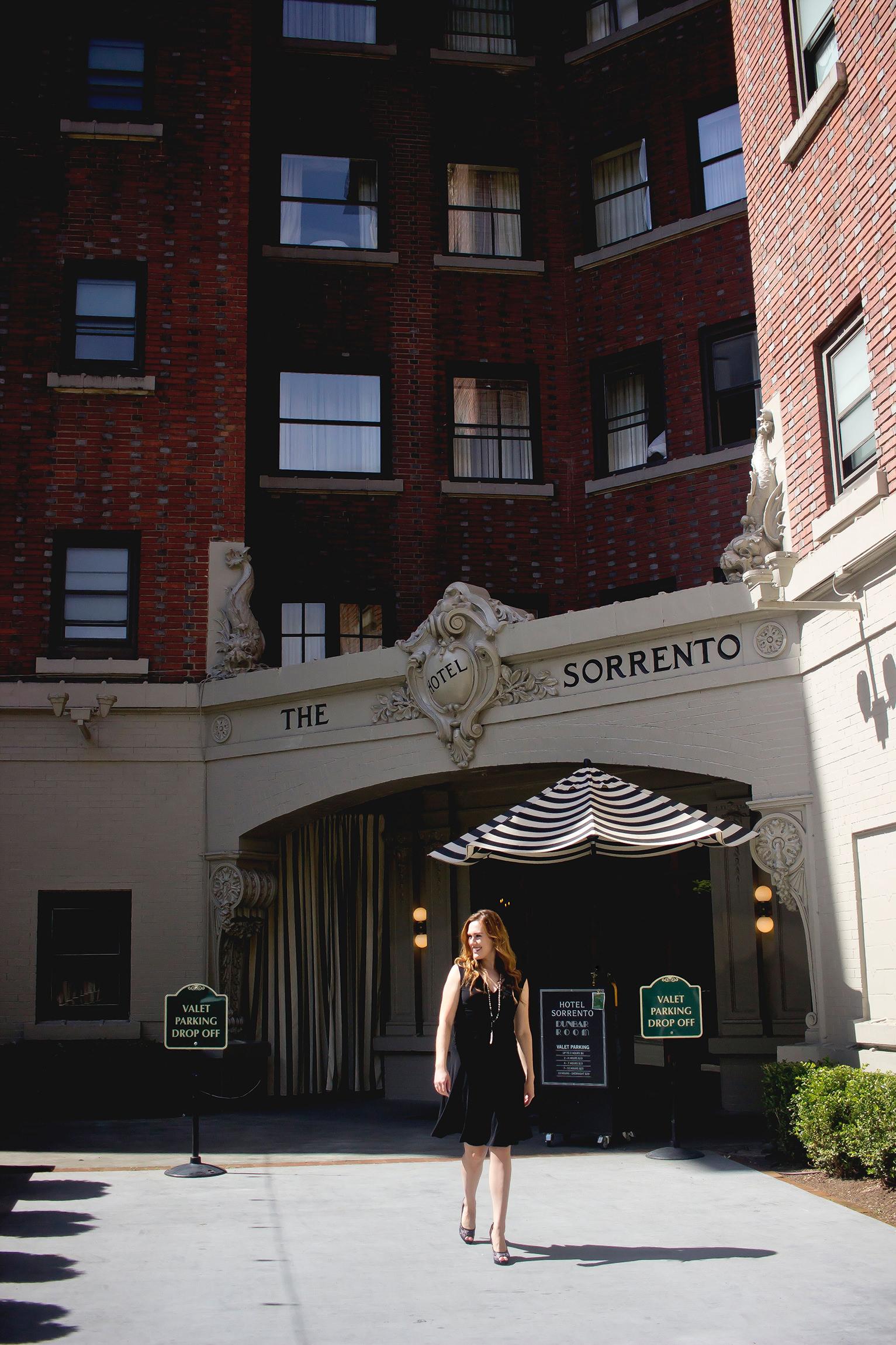 Seattle's Best - Sorrento Hotel - Katherine Chloe Cahoon C