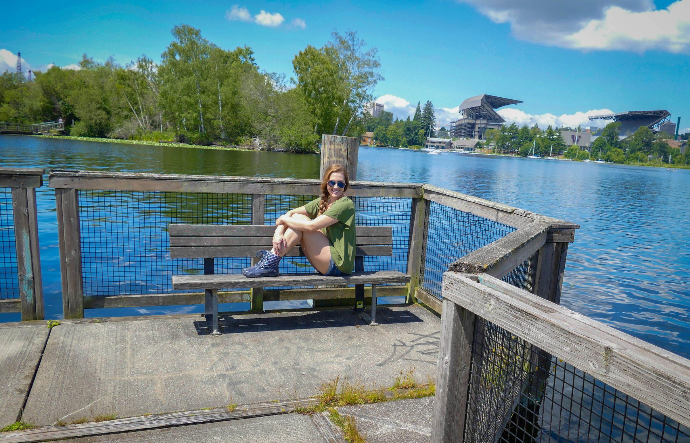 Manhattan - Seattle Connection Washington Park Arboretum E