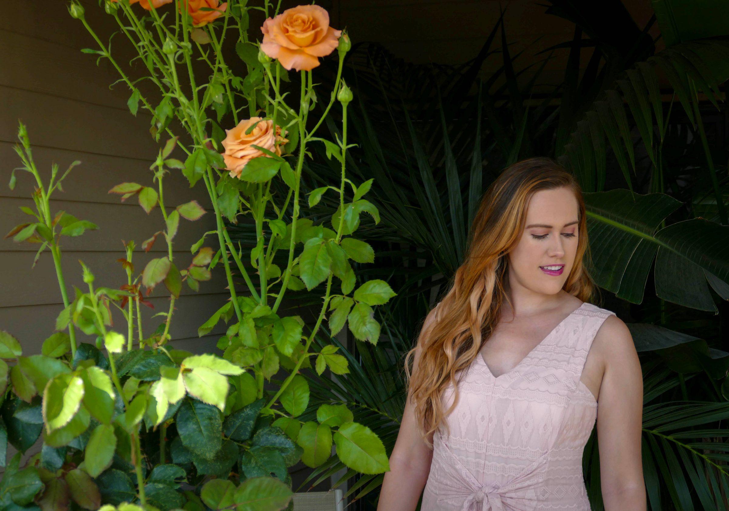 Are You a Flower Goddess Katherine Chloe Cahoon D