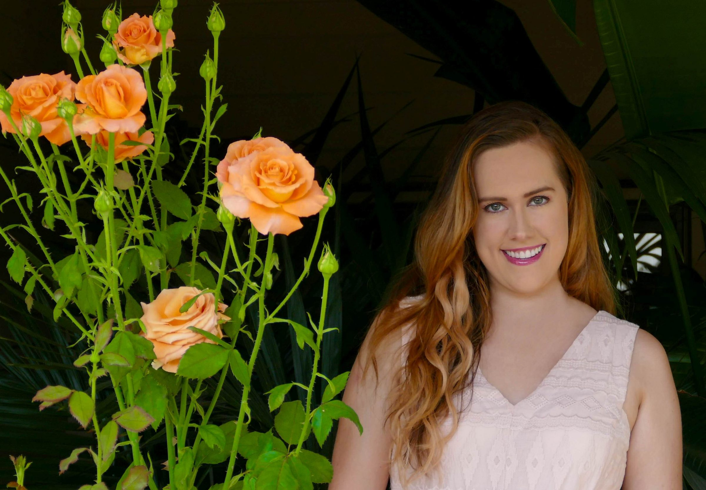 Are You a Flower Goddess Katherine Chloe Cahoon I