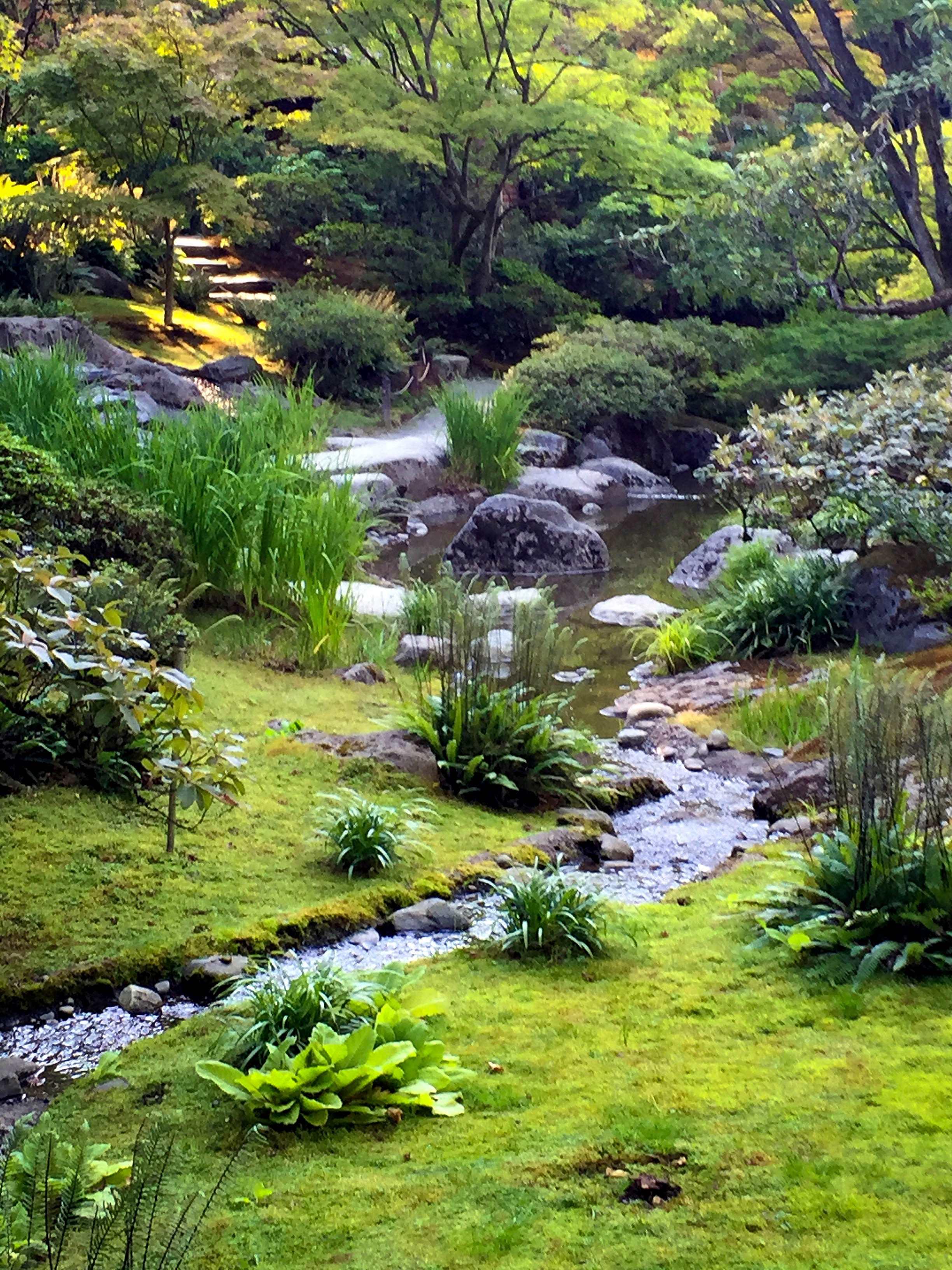 Japanese Garden Soirée I