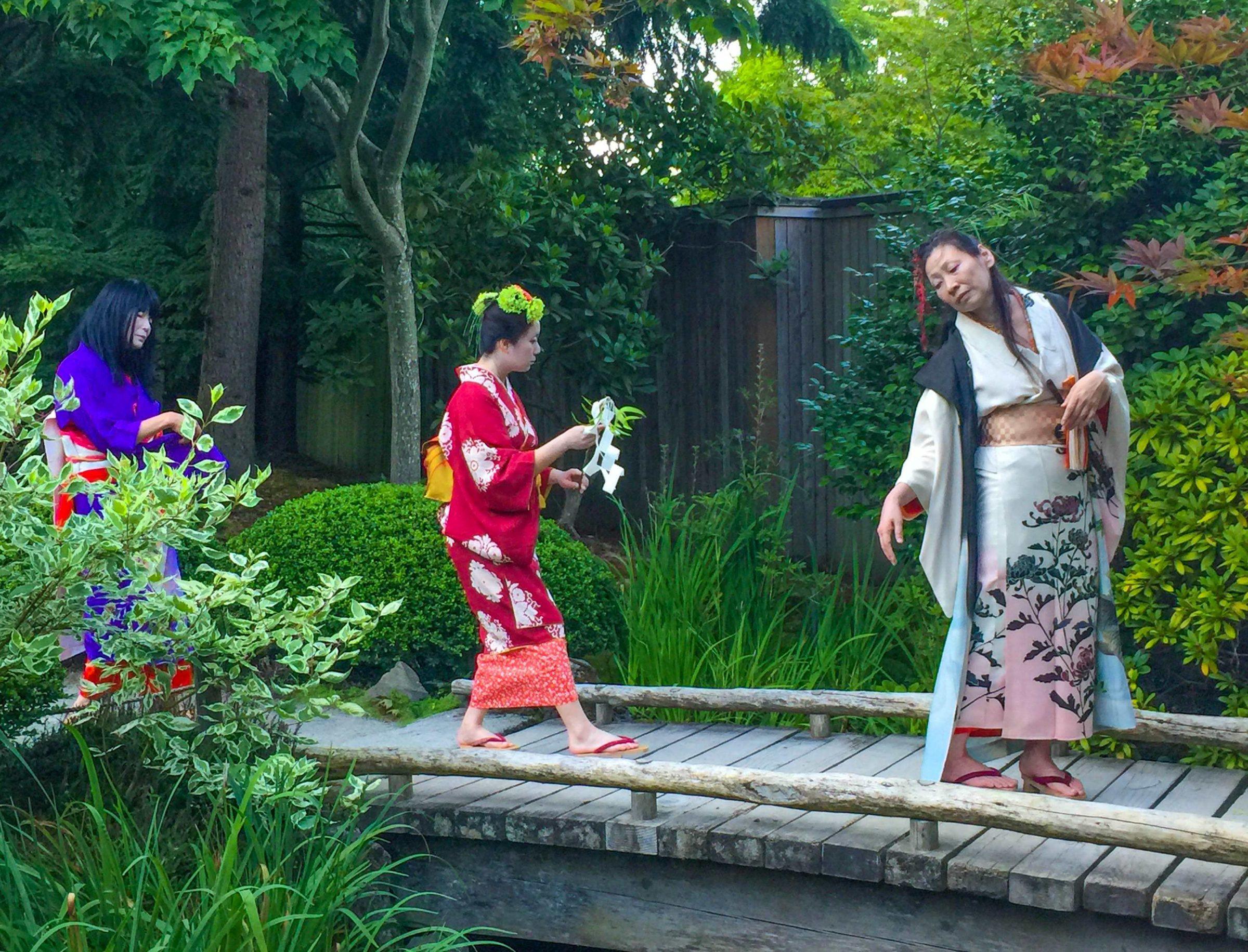 Japanese Garden Soirée L