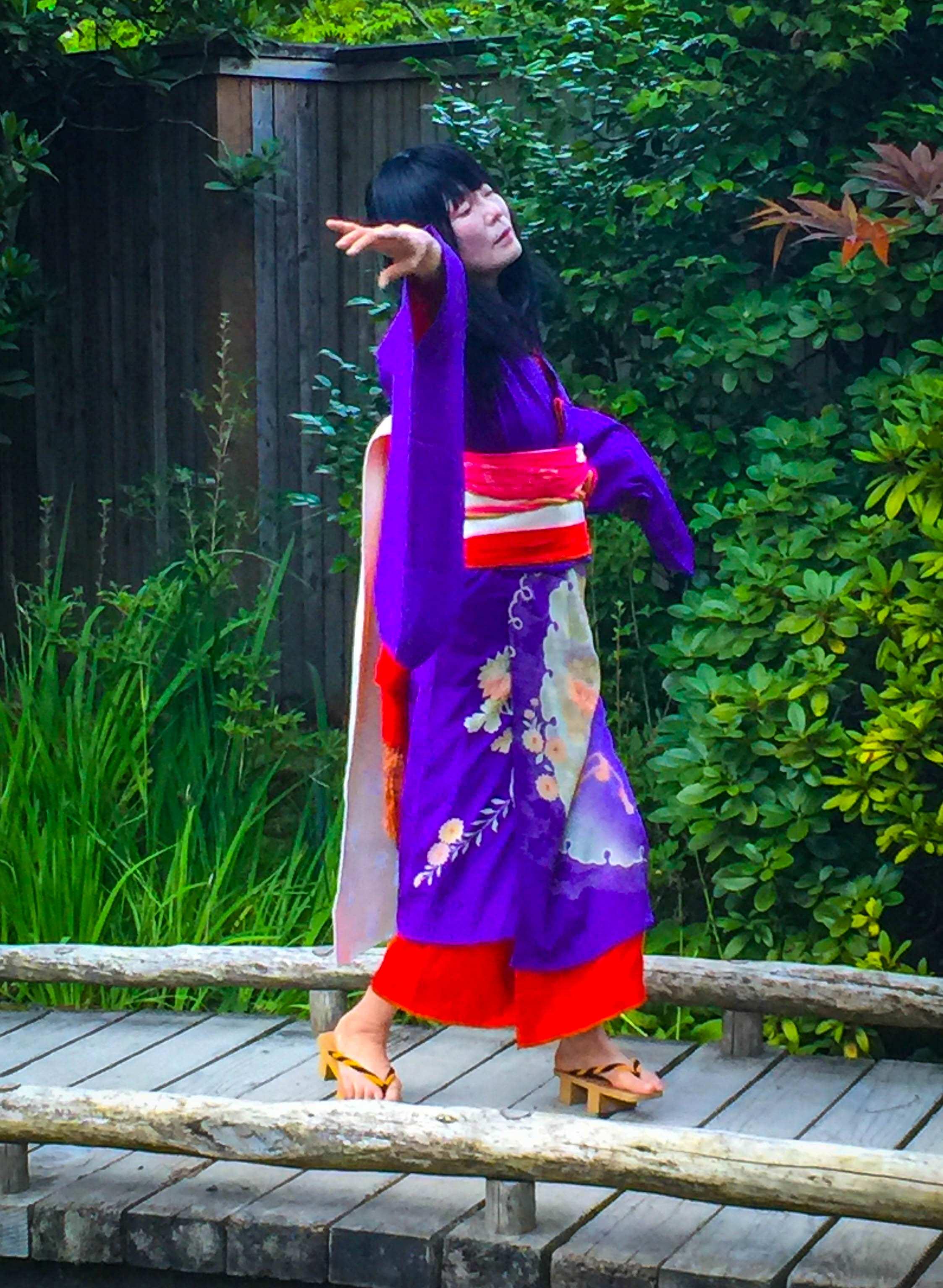 Japanese Garden Soirée N
