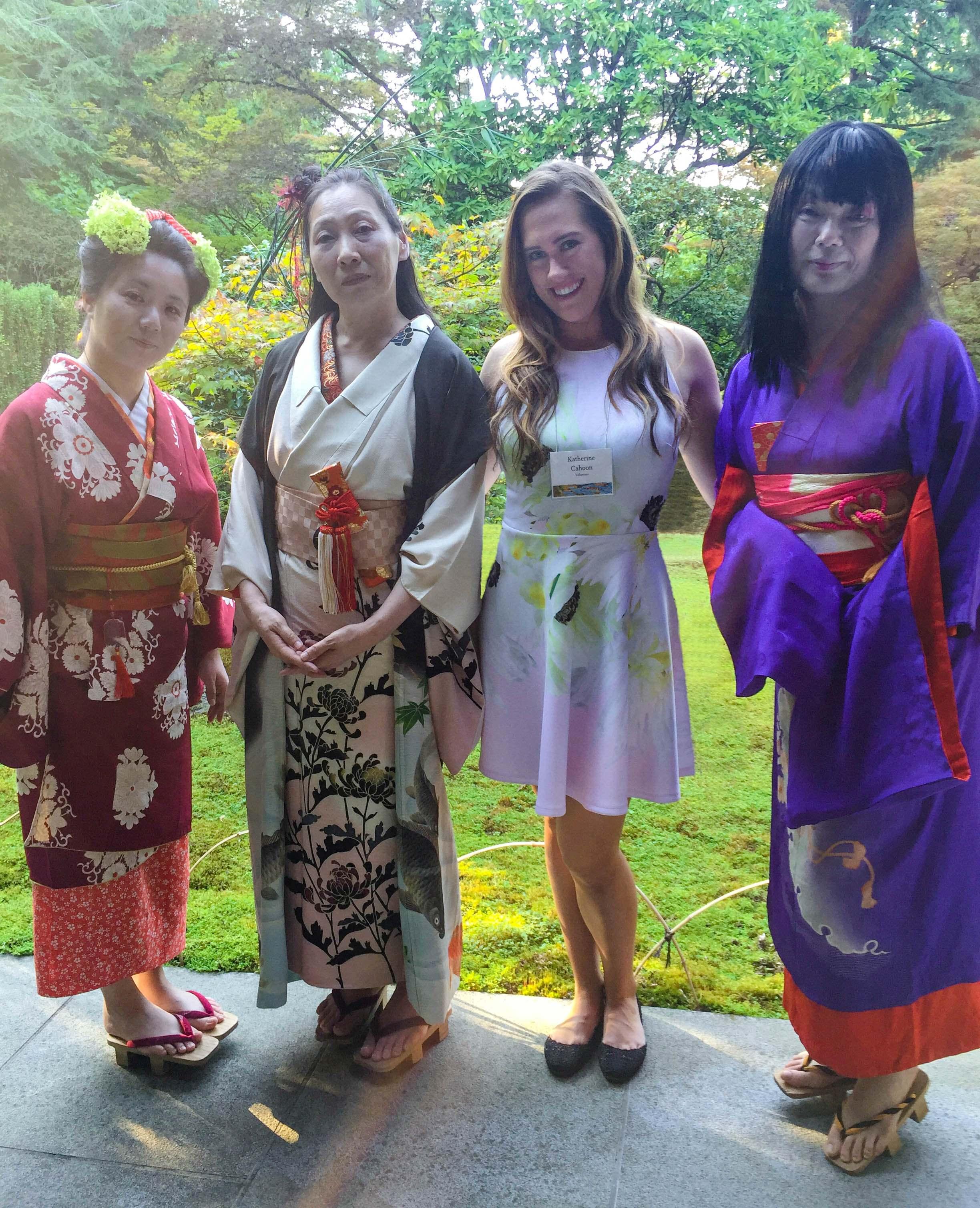 Japanese Garden Soirée O