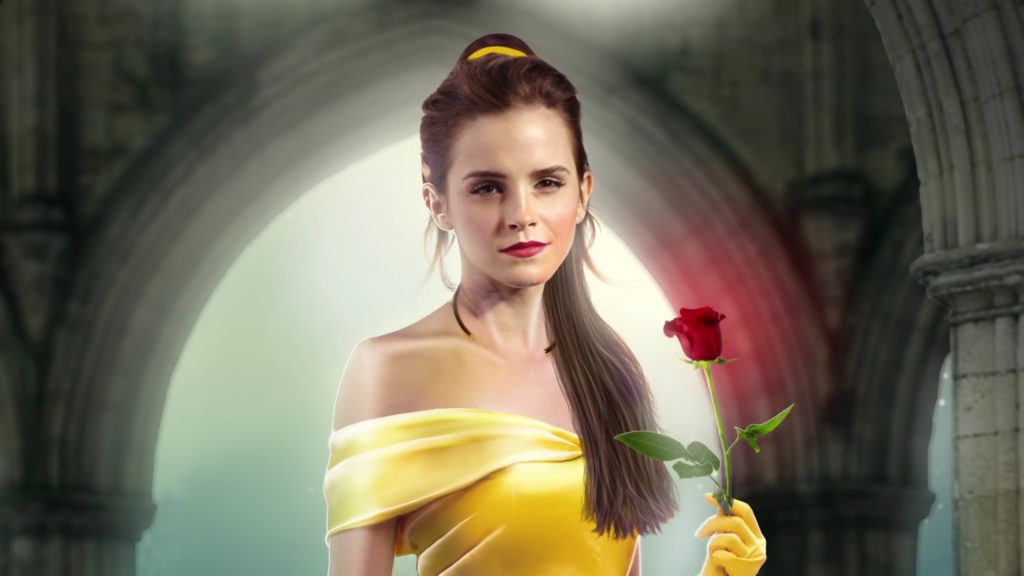 Recreate Belle's Makeup