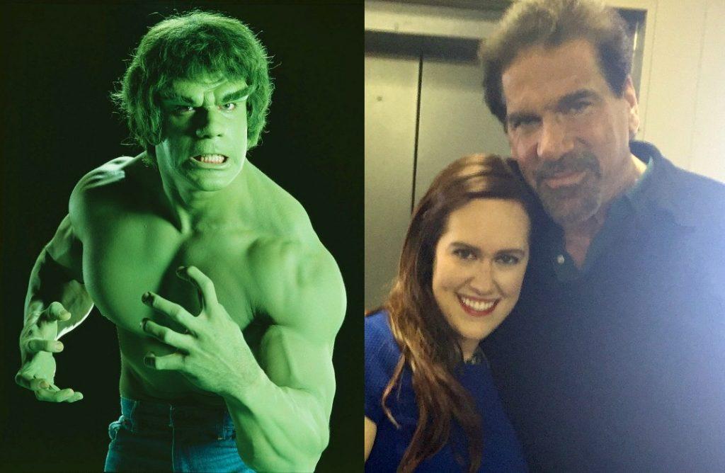 Denver Comic Con Lou Ferrigno (The Hulk) & KCC A