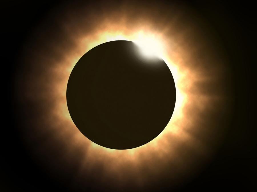 Greatest Solar Eclipse Show in Almost a Century A