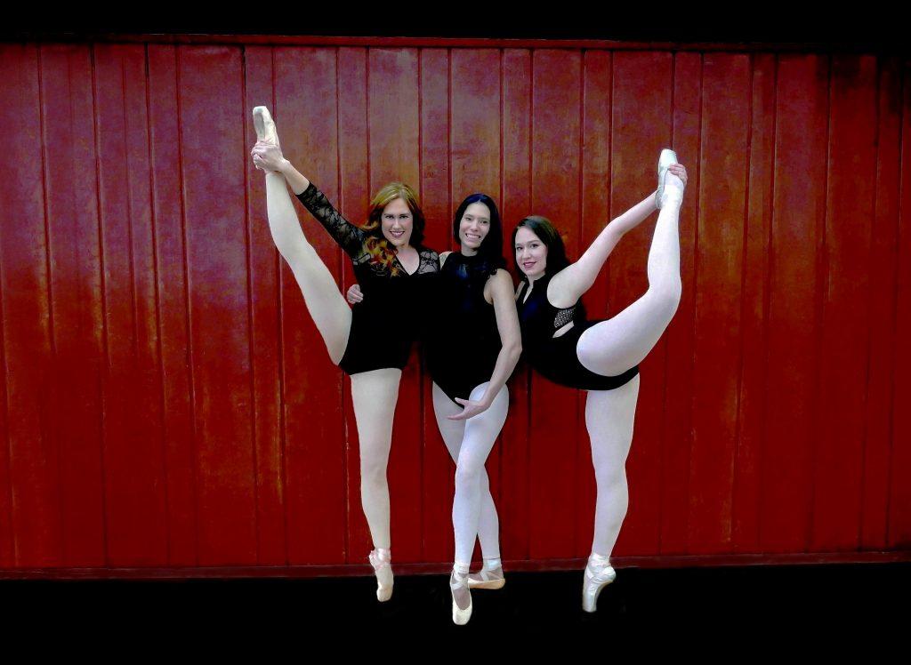 Dancing En Pointe After Fourteen Years - Katherine Chloe Cahoon 5