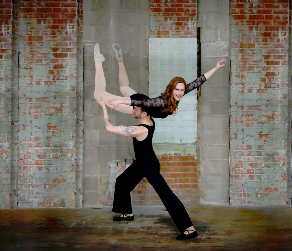 Dancing En Pointe After Fourteen Years - Katherine Chloe Cahoon 6